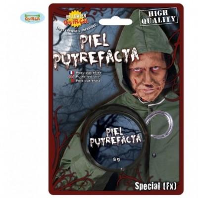 TRUCCO EFFETTO PELLE...